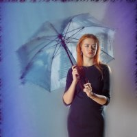 Мелодия дождя. :: Андрей Михайлин