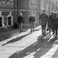 Мы уходим - мы остаемся :: Людмила Волдыкова