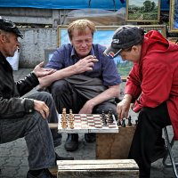 Шахматисты :: Тамара Рубанова