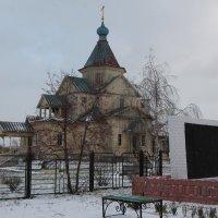 Храм Покрова Пресвятой Богородицы :: Олег Афанасьевич Сергеев