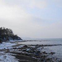 Балтийское море в феврале :: Маргарита Батырева