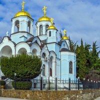 Храм Успения Пресвятой Богородицы,Гурзуф :: Варвара