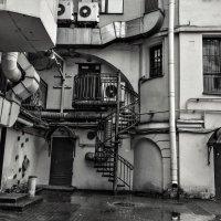 Винтовая лестница :: Eugene *