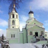 Наша  церковь. :: Наталья Соколова