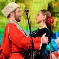 На концерте Кубанского казачьего хора 5 :: Константин Жирнов