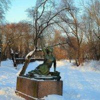 Раймонда Дьен и зима... :: Sergey Gordoff