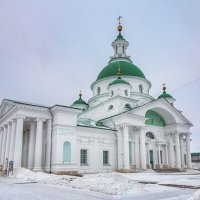 Церковь Димитрия, митрополита Ростовского :: Константин
