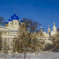 Синее неба купола :: Сергей Цветков