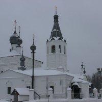 В снежном плену :: Дмитрий Солоненко