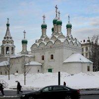 Новый Арбат. :: Александр Бабаев