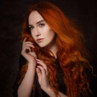 Огненная красавица :: Анна Меркулова