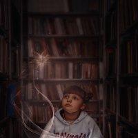 Мир детства- мир фантазий :: Татьяна Кудрявцева