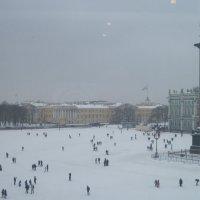 Дворцовая площадь :: Маера Урусова