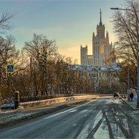 Яузский бульвар :: Владимир Елкин