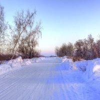 Зимние дороги :: Сергей