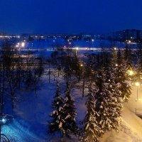 Витебск зажигает огни :: alex K