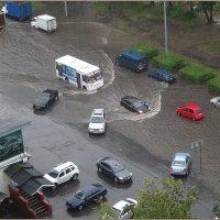 Вот такой потоп! :: Вера