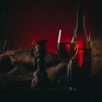 бокал вина :: Aleksandra Epifanova
