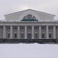 СПб.Здание Биржи :: Таэлюр