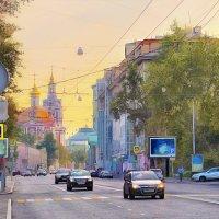 Москва. Старая Басманная улица. :: В и т а л и й .... Л а б з о'в