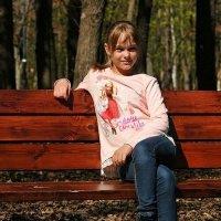 Детский портрет :: Кирилл Трошинкин