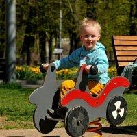 Прогулка в парке :: Кирилл Трошинкин
