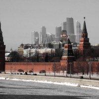 Москва. :: Сергей 333