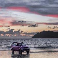 Вечер на далёком острове. :: Edward J.Berelet