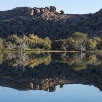 отражение в горах Еронго :: Георгий А