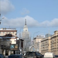 Москва :: Валерий Самородов