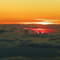 Утомлённое солнышко ,нежно с небом .. :: Alexey YakovLev