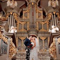 Свадьба в Кафедральном соборе :: Ольга Мешечкова