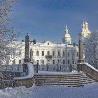 Зима в Петербурге. :: Senior Веселков Петр