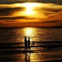закат :: Dmitry i Mary S
