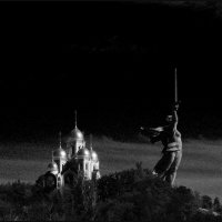 КУРГАН  СЛАВЫ  НАРОДНОЙ. (5 фотографий) :: Юрий ГУКОВЪ