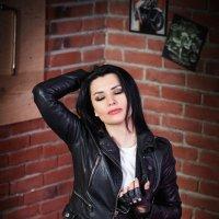 Роковая красотка :: Виктория Рябчунова