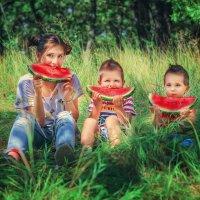 Дети цветы жизни :: Эльвира Дадашева