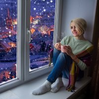 В ожидании волшебства :: Tatiana Mileshina