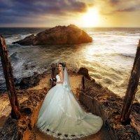 Невеста :: Любовь Диас Валдес