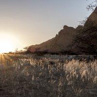 закат в горах Еронго :: Георгий А