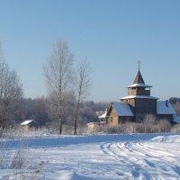 Зимний пейзаж :: Михаил Юрьевич