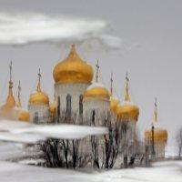 Благовещенский собор в Кремле :: Михаил Бибичков