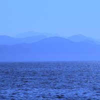 Греция на горизонте :: Петр