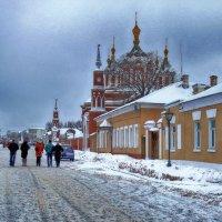 Коломенский Кремль. :: Лара ***