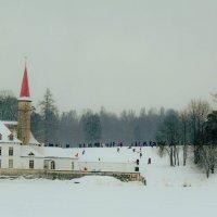 Приоратский дворец. Гатчина. :: Евгения Кирильченко