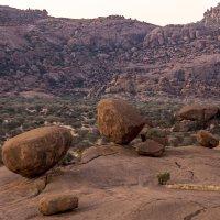 каменная пустыня Еронго :: Георгий А