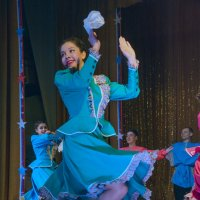 в вихре танца :: леонид логинов