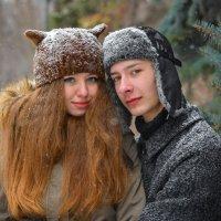 Зимняя история любви ..... :: АЛЕКСЕЙ ФОТО МАСТЕРСКАЯ