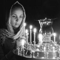 Мира Озерская в Никольской церкви. :: Мира Озерская