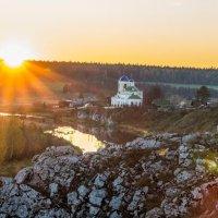 Село Слобода :: алексей чусовской
